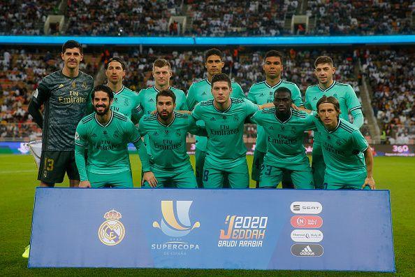 Валенсия - Реал Мадрид 1:3