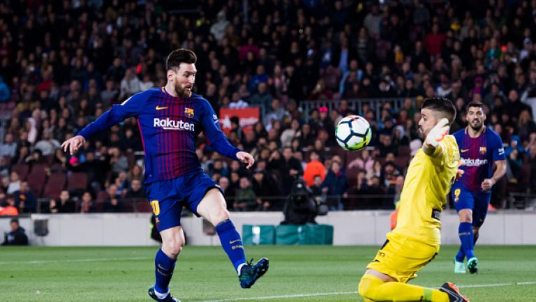 Барселона - Леганес 5:0