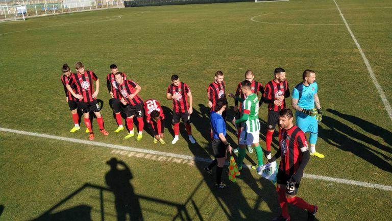 Локомотив (София) - Фероникели (Косово) 0:0