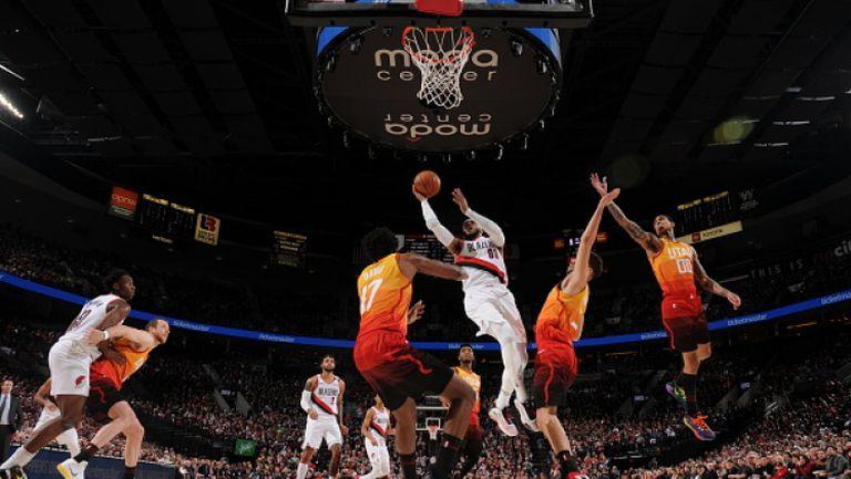 Лилард продължава да наказва в НБА