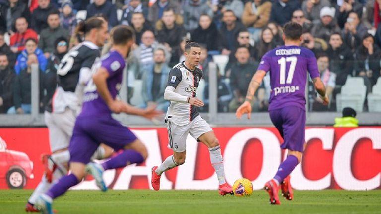 Ювентус победи Фиорентина с 3:0