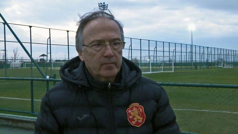 Георги Дерменджиев: Може в полезрението ми да попадне някой от Втора лига