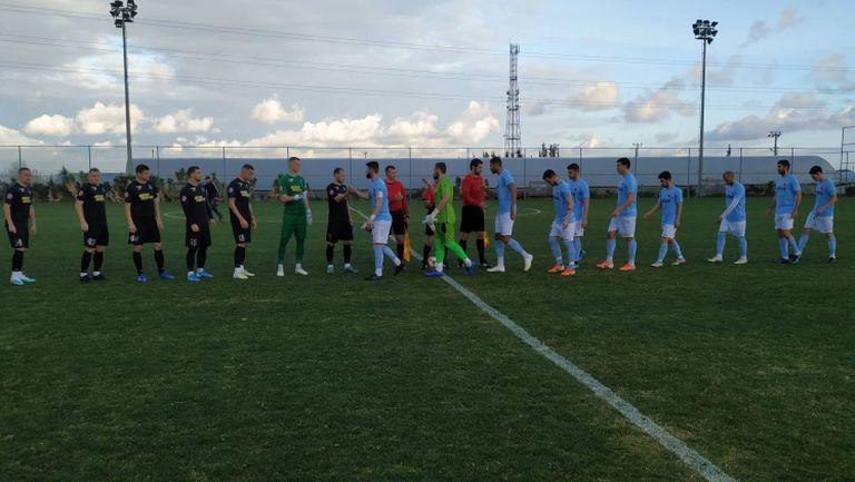 Украинци разбиха Локо (Пловдив) с 4:0