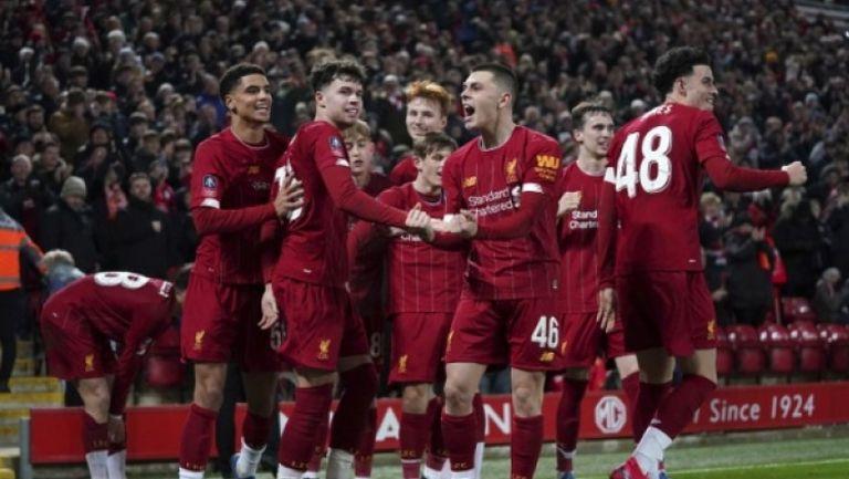 Ливърпул - Шросбъри 1:0