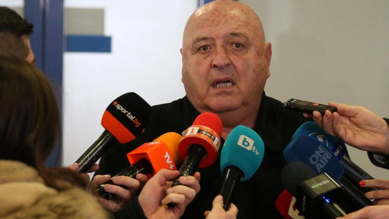 Венци Стефанов: Бербатов е предател, не става за президент на БФС