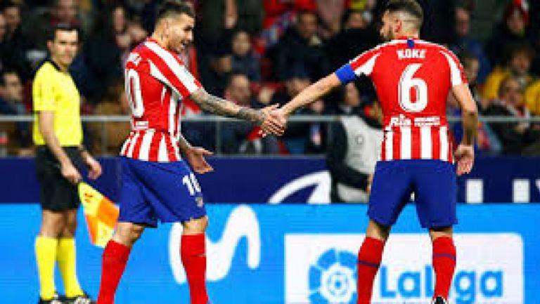 Атлетико Мадрид - Гранада 1:0