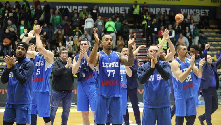 Левски Лукойл на финал за Купата за трета поредна година