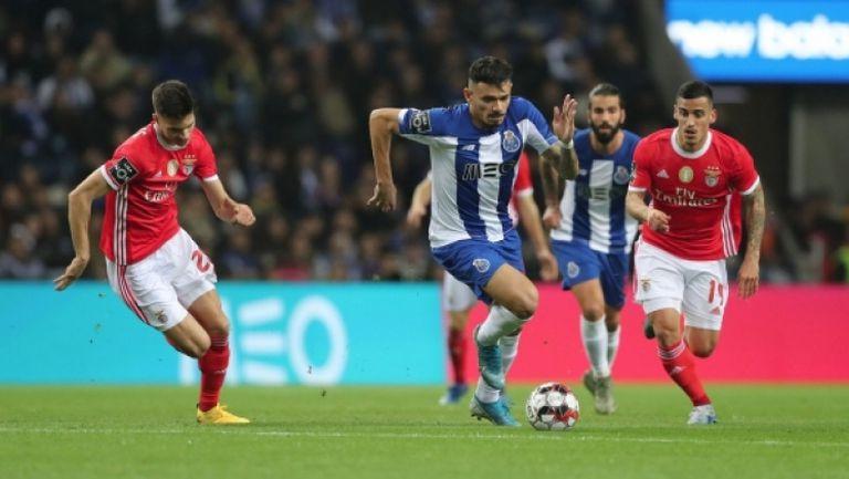 Порто победи Бенфика в зрелищно дерби