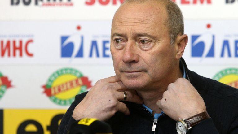 Емил Велев: Левски ще гони титла още тази година