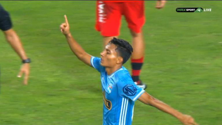 Спортинг Кристал - Барселона 2:1