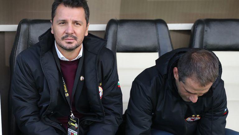 Крушчич: Трябва да покажем най-силните си качества в мача с Левски