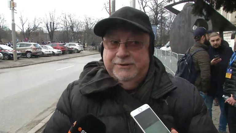 Константин Баждеков: Оптимист съм за бъдещето на Левски