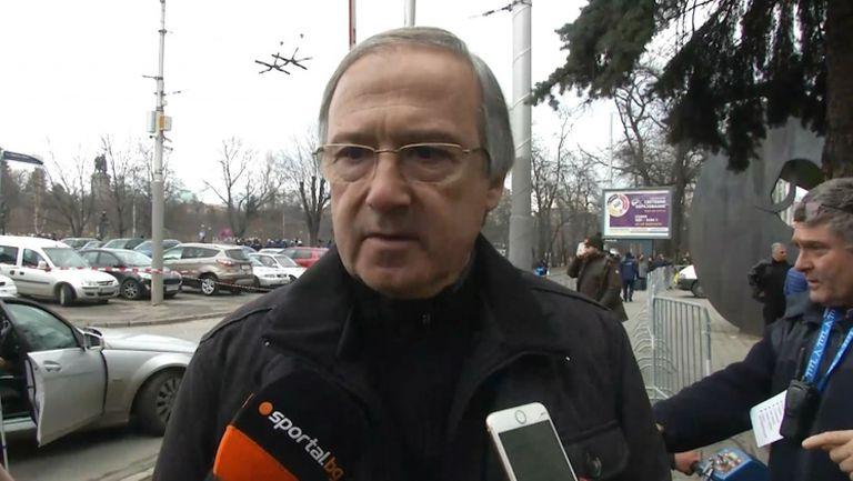 Георги Дерменджиев: Радвам се, че има повече българи сред титулярите