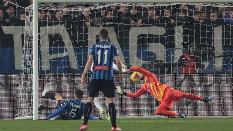 Аталанта обърна Рома и се утвърди в топ 4