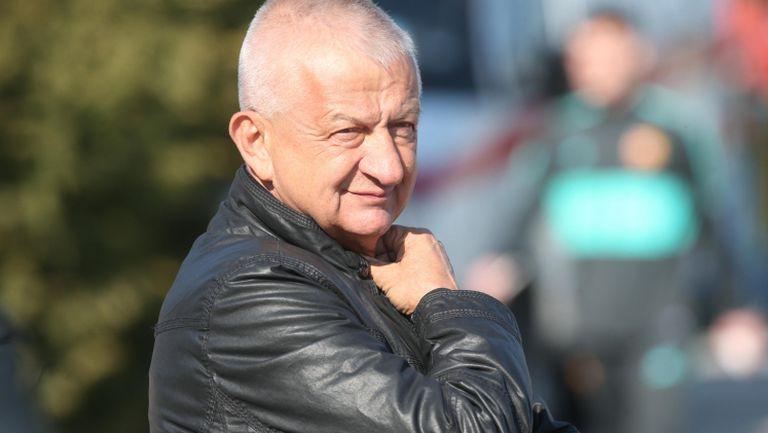 Крушарски: Титлата вече е далеч, ще се борим за второ и трето място