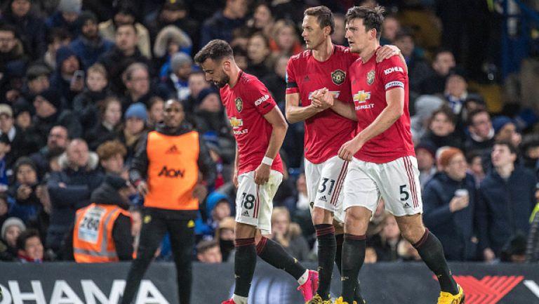 Челси - Манчестър Юнайтед 0:2