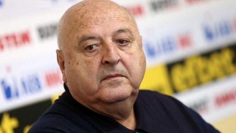 Венцеслав Стефанов: Няма да е добре Левски да не е в Първа лига
