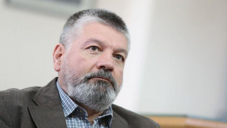 Юрий Кучев: Символите в агитката на ЦСКА в мача с Левски не са сред забранените