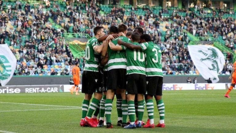 Спортинг Лисабон - Истанбул Башакшехир 3:1