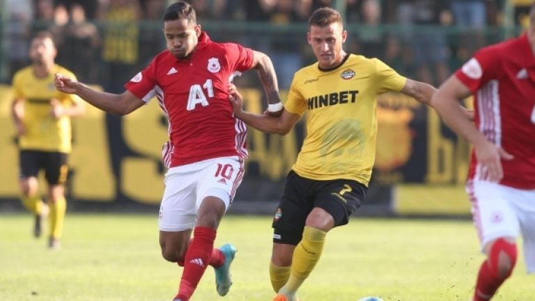 ЦСКА-София - Ботев (Пловдив) 1:0