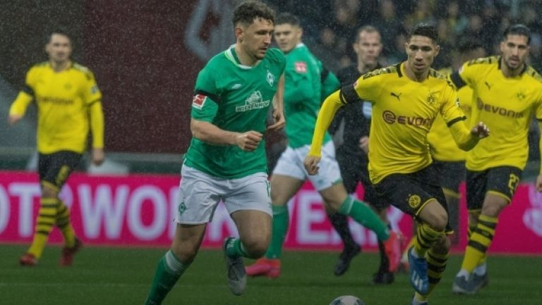 Вердер (Бремен) - Борусия (Дортмунд) 0:2