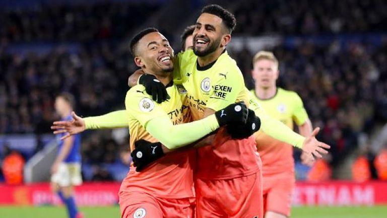 Лестър Сити - Манчестър Сити 0:1