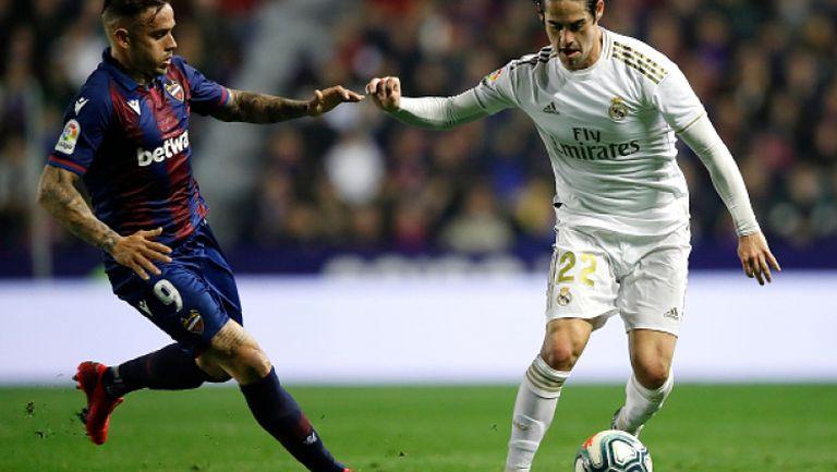 Леванте - Реал Мадрид 1:0