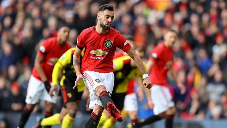 Манчестър Юнайтед - Уотфорд 3:0