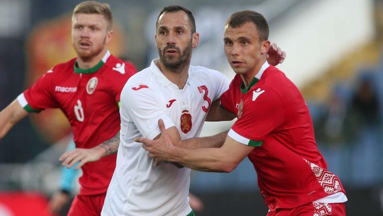 Петър Занев: Имаше полза от мача, това е опит за по-младите футболисти