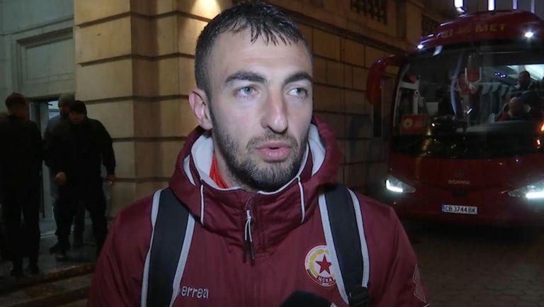 Даниел Младенов: Във футбола всичко е възможно, можем и да се класираме напред за купата