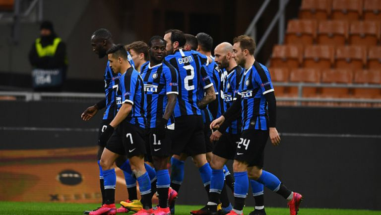 Бираги бързо изравни за Интер срещу Лудогорец