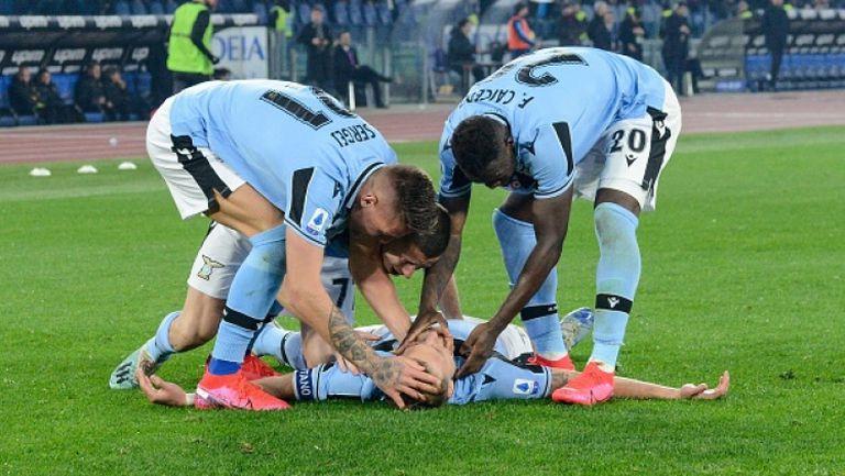 Лацио - Болоня 2:0