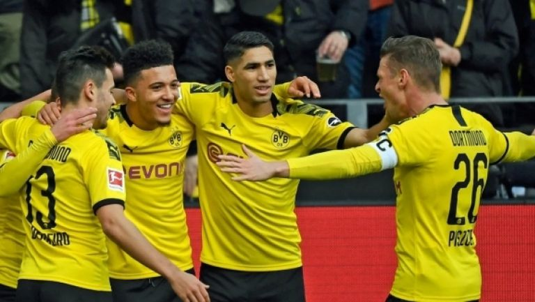 Борусия (Дортмунд) - Фрайбург 1:0