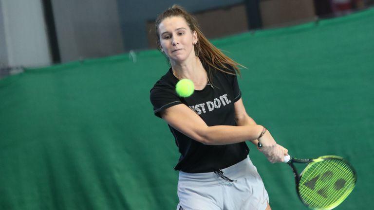 Гергана Топалова отпадна във втория кръг на турнира в Съмтър (САЩ)