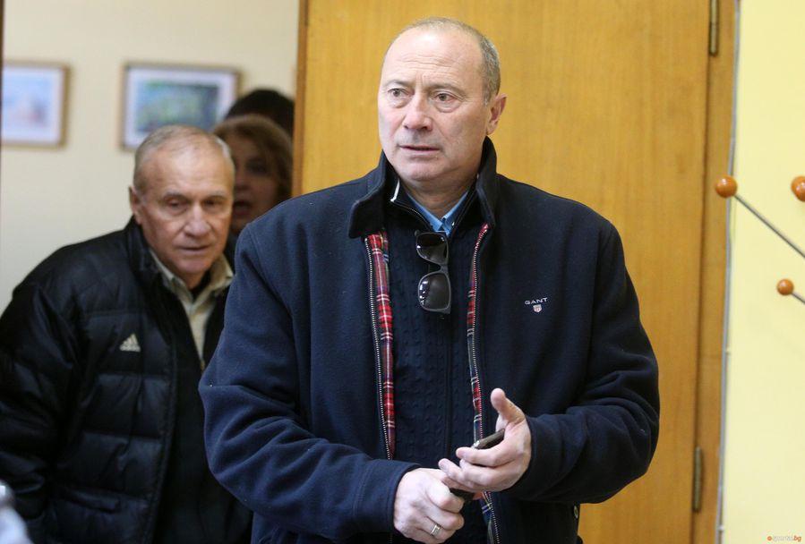 Емил Велев и Стефан Аладжов коментират бъдещето на  Левски