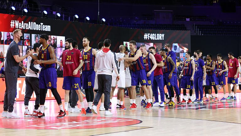 Барселона отново на финал в Евролигата