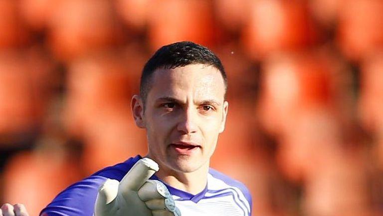 Бивш играч на Левски напуска Етър като свободен агент