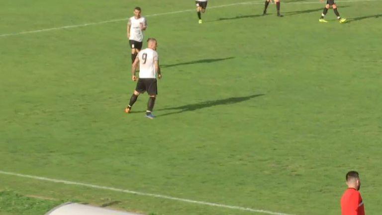 Андрей Атанасов върна гола за Борислав (Първомай)