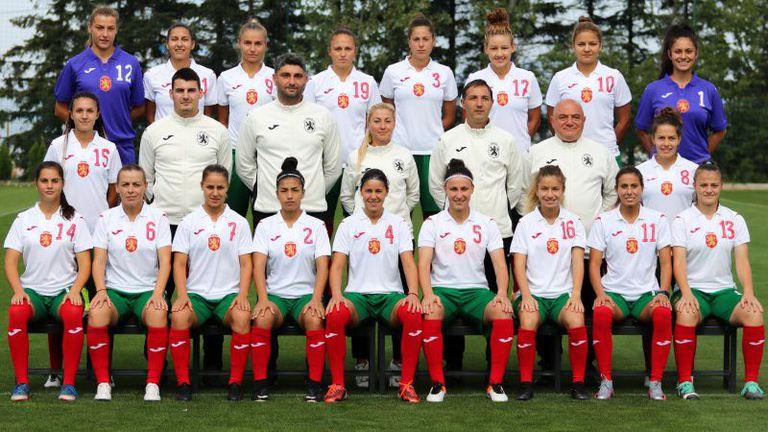 Разширен състав на женския национален отбор за квалификацията срещу Германия