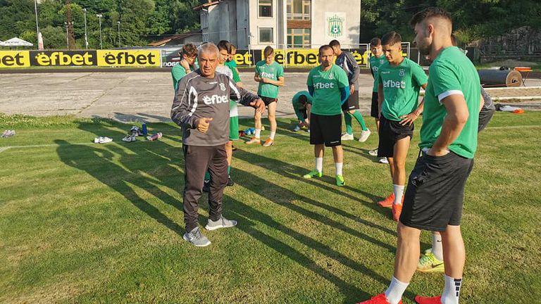 Родопа стартира подготовка без нови, играе 5 контроли