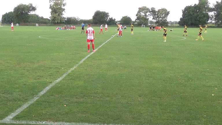 (U19) Хебър - Ботев (Пловдив) 1:3