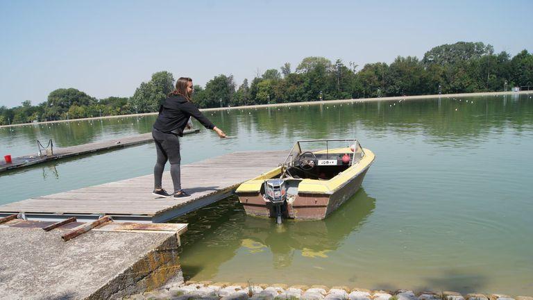 3000 риби се грижат за чистотата на Гребния канал в Пловдив, всяка есен отиват за благотворителност