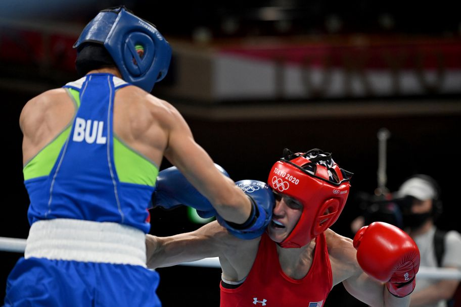 Стойка Кръстева се класира за 1/4-финал на Олимпийските игри в Токио