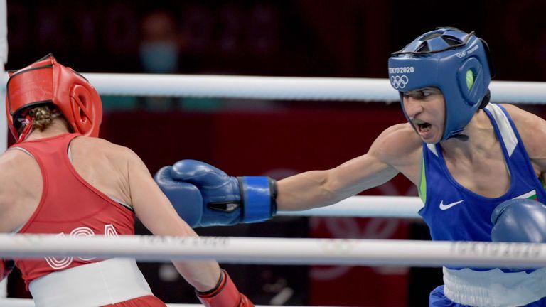 Отлична победа класира Стойка Кръстева на 1/4-финал в Токио 🥊
