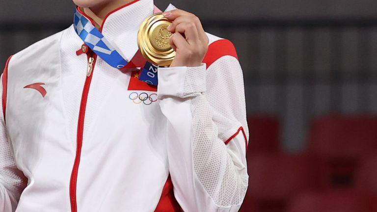 Китай излезе начело в класирането по медалите след шестия ден на Олимпиадата в Токио