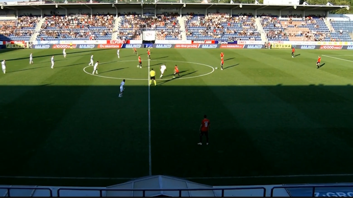 ПП Словачко - Локомотив (Пловдив) 1:0