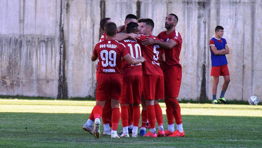 Чавдар отнесе Левски с пет гола след срещата с Камата