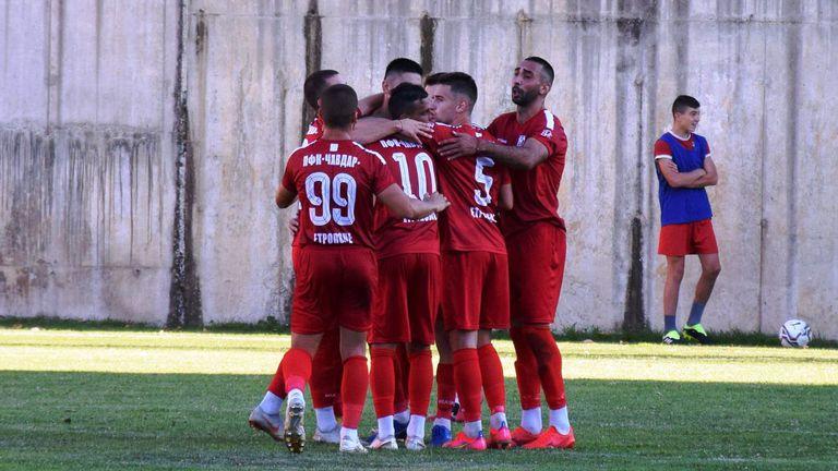 Чавдар (Етрополе) елиминира Балкан в Ботевград за купата на АФЛ