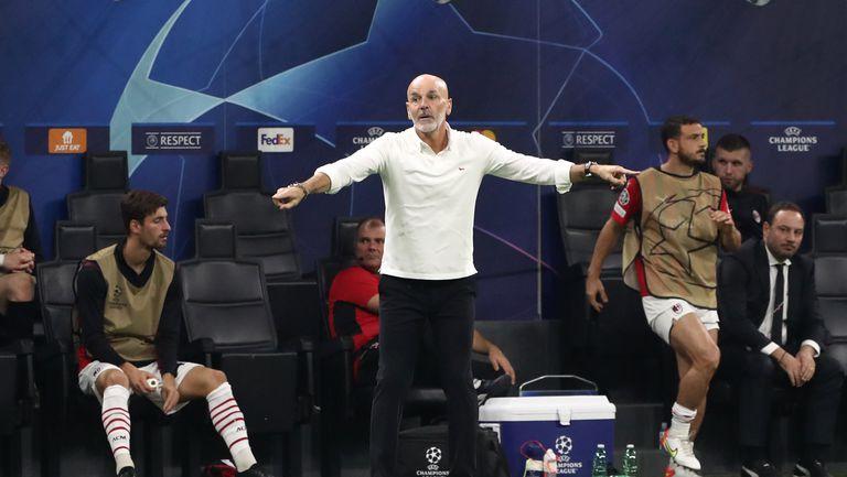 Стефано Пиоли упрекна рефера Джунейт Чакър за загубата на Милан от Атлетико
