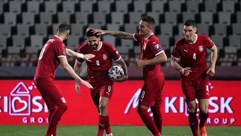 Азербайджан - Сърбия 1:2